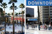 33. Downtown Ice is in its holiday splendor.