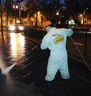 37. San Jose Groundwerx cleans day and night, with attention to detail.