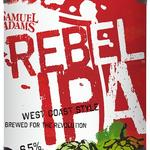 Boston Beer reports a strong national debut for its Sam Adams Rebel IPA