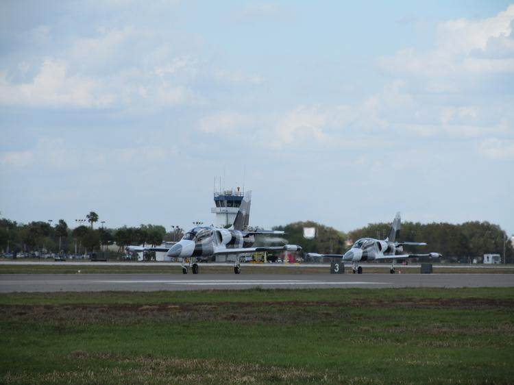 Visit Florida, the Florida Restaurant & Lodging Association, the city of Lakeland, Visit Central Florida and Lakeland Linder Regional Airport have agreed to help Sun 'n Fun Fly-in Inc. cover a $284,500 tab for having about 70 Federal Aviation Administrator workers manage flight operations for the six-day event.