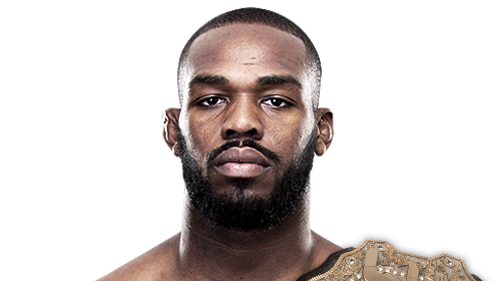 Jon Jones, the UFC light-heavyweight champion and brother of former Baltimore Ravens defensive end Arthur Jones, will defend his title Saturday.