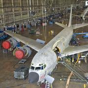 Boeing Co. employs about 1,600 workers in San Antonio conducting maintenance, repair and overhaul work of military and civilian aircraft. It's one of the key tenants at Port San Antonio, the former Kelly Air Force Base.