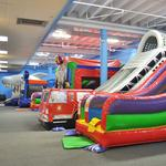 New kids bounce house complex opening in north Raleigh
