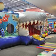 Inflatable Wonderland is making memories for the families of Wonderland of the Americas.