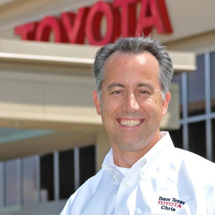 Chris Nielsen, president of Toyota's San Antonio production facility, is moving to a new executive position with the automaker's manufacturing and engineering headquarters in Kentucky.