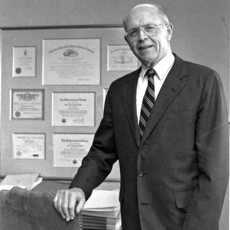 Paul Smith, the president of what was then Cox & Smith, joined the law firm in 1955. Today, Cox Smith Matthews Incorporated is the largest legal practice in San Antonio.