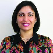 "Priyanka Gupta, Sainergy Inc. president & CEO ""Don't spend the money you have not yet earned."""