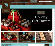 Yummes by Ele Cake Co.   The West Carrollton-based bakery recently launched its online retail shop, www.yummes.com, where it sells holiday cakes, cookies and cake pops.