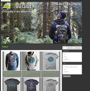 Our Life Outside   The outdoor enthusiasts behind this blog also happen to run local screenprinting shop Four Ambition in Dayton, so they've combined their love of kayaks, hammocks and camping with great graphics to create a clothing line. The Web site is ourlifeoutside.bigcartel.com.