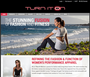 """Turn It On Fitness   Two Dayton-area natives teamed up to launch Turn It On Fitness, an online clothing line that fuses fashion and fitness by selling workout apparel styled after the latest fashions that can be worn both in the gym and out for drinks. Juetta West, a former Ben-Gal NFL cheerleader with 30 years experience in the fashion industry, grew up just north of Dayton in Phillipsburg. She has teamed up with business partner Althea Harper, an Oakwood native who was a finalist on """"Project Runway"""" and has made a splash among stars such as Heidi Klum, Eva Longoria, and the Kardashians with her fashion designs. The Web site is www.turnitonfitness.com."""