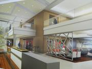 A rendering of what the interior of Crosspoint at Valley Forge will look like when completed.