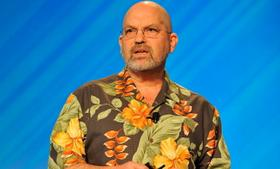 Marc Raibert speaks on the Robopocalypse: Now panel at Engadget Expand on March 17, 2013 in San Francisco, California.