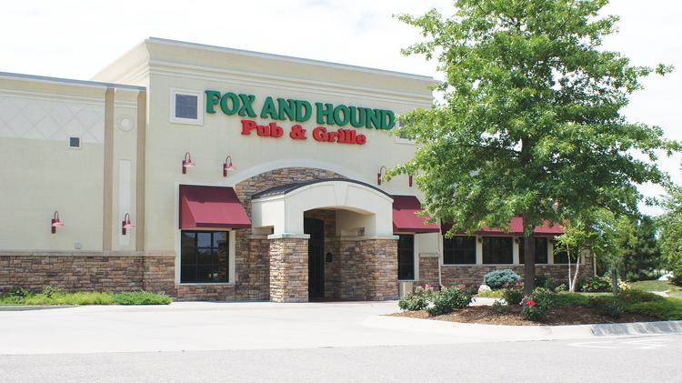 The parent company of Fox & Hound and Champps has filed for Chapter 11 bankruptcy.
