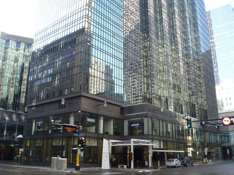 The Marquette Hotel is planning a $2 million renovation that will include updates to the lobby and all 281 guest rooms. The hotel is attached to IDS Center in downtown Minneapolis.