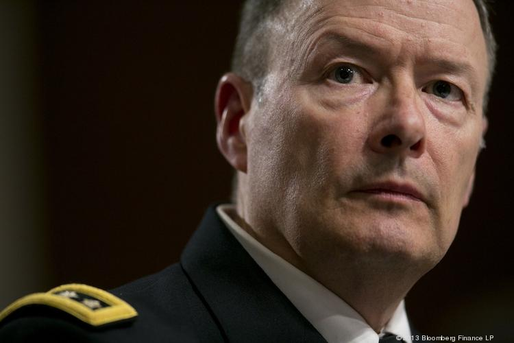 NSA director Gen. Keith Alexander says the country still has a lot to learn when protecting itself from cyber attacks.
