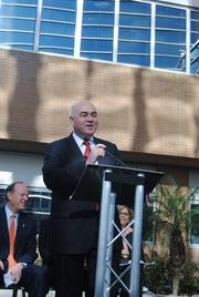 Dr. Wayne Jenkins, president of Orlando Health Physician Partners