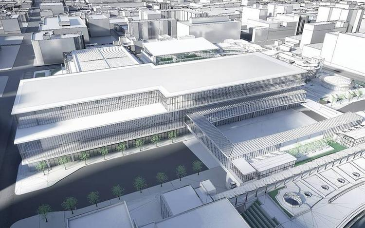 Hotels vote yes on Moscone expansion on Feb 6th.   The Moscone Center got one step closer to starting its proposed $500 million expansion, as the majority of San Francisco hotels voted in favor of creating a new business improvement district to help fund the project.