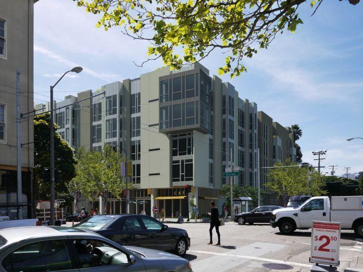 300 Ivy St., Pocket Development's 63-unit complex in Hayes Valley in San Francisco, sold out quickly after hitting the market this year. About 43 of the units in the building closed in January.