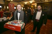 Everyone attending the Young Milwaukee Holiday Gala was required to bring a toy to donate.