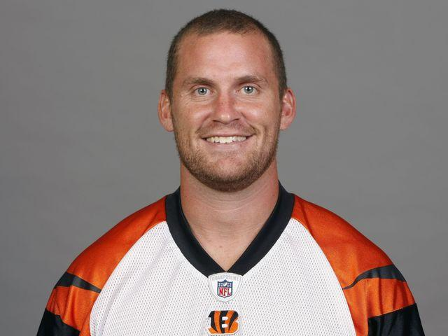 Kevin Huber, punter for the Cincinnati Bengals, suffered a huge hit on Sunday night in a game versus the Pittsburgh Steelers.
