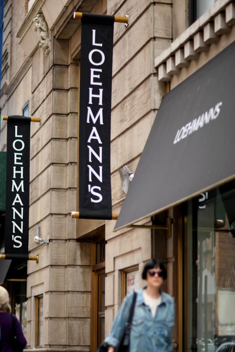 Loehmann's says it will close all of its stores across the country. The company has two stores in the Atlanta area.