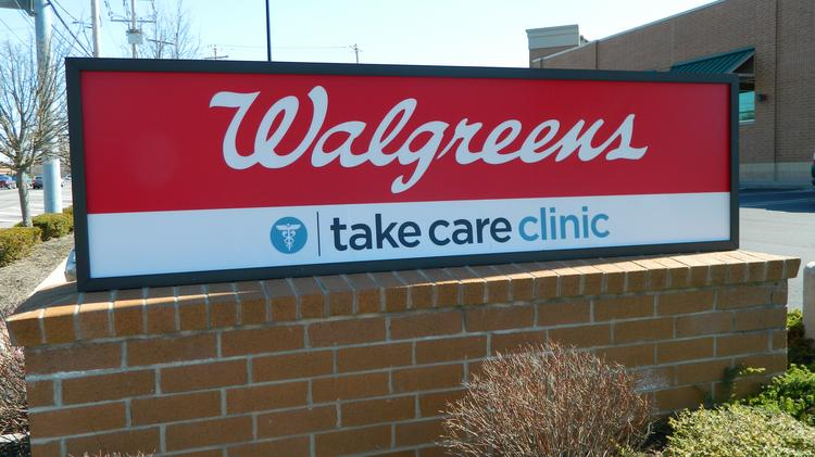 walgreens offers same day prescription delivery through partnership
