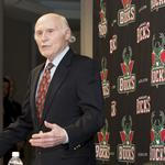 Rick Majerus-supporter <strong>Chaifetz</strong> an intriguing prospect for Bucks, Herb Kohl