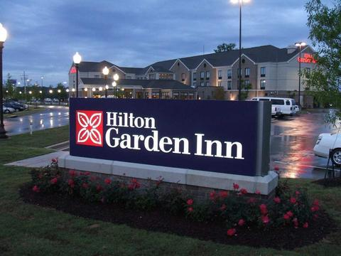 The Hilton Garden Inn in Southaven