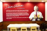 First Look: Inside the new flagship Wendy's, complete with memorabilia and Dave Thomas statue