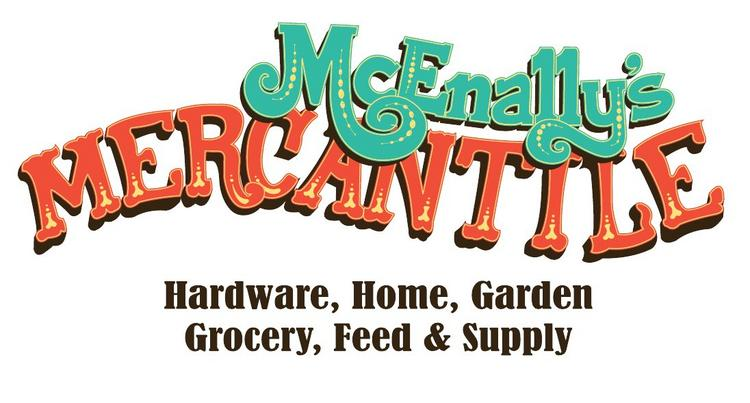 McEnally's Mercantile has opened in a former grocery store in Clay.