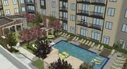 The residential component to the project will include a pool.