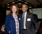 Placer County Office of Education, county superintendent of schools Gayle Garbolino-Mojica and Sacramento Municipal Utility District chief workforce officer Gary King are at the NextEd convergence event.