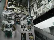 LINCOLN FINANCIAL FIELD UPGRADES The Philadelphia Eagles started work on a  two-year, $125 million face-lift for 10-year-old Lincoln Financial Field in a project that includes adding 1,600 new seats, two high-definition video boards and free Wi-Fi service to the stadium.
