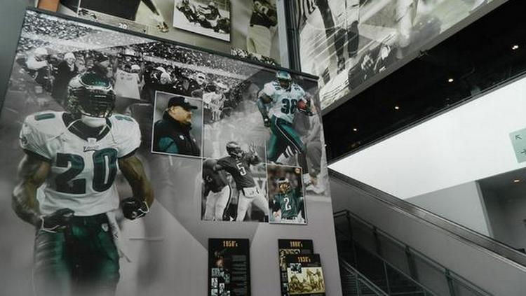 Forbes ranked the Philadelphia Eagles as the 7th most valuable franchise in the NFL.