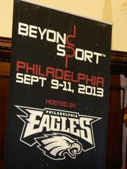 PHILLY WELCOMES BEYOND SPORT Philadelphia hosted Beyond Sport's annual conference. The London-based philanthropic organization funds and honors organizations that use sports to promote social change. Tony Blair sat down with PBJ to discuss the initiative.