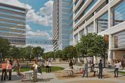 The CityLine project will be pedestrian focused with retail, residential and office portions of the large project on the border of Richardson and Plano.