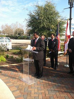 Jan. 29: I was asked to leave a breakfast event where Mayor Alvin Brownwas announcing the $9 million he pegged for Downtown revitalization, gleaned from refinancing the city