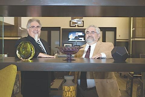 Brotjhers Anthony and Marc Mussachio lead an Amherst architectural firm that has designed a number of projects including the recently opened Hampton Inn across from the Buffalo Niagara International Airport.