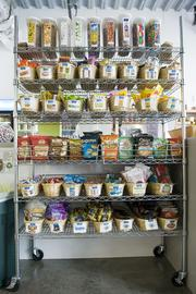#10: Micro-kitchens:  Fully stocked kitchens are in every building, with free chips, candy, cookies, soda, and other popular drinks. These micro-kitchens tide over employees who are working late, on weekends or those who don't feel like walking to the cafeterias.