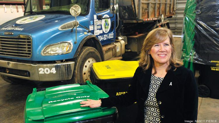 Carole McLeod is expanding Advantage Waste Recycling & Disposal Inc.