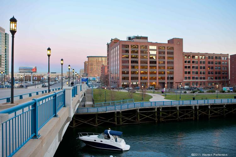 TIAA-CREF paid $60.2 million for 51 Sleeper St., a 150,363-square-foot building in the Seaport District.