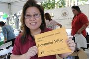 Jackie Wise of the Hawaii Department of Commerce and Consumer Affairs Consumer Education Program says the Consumer Wise information packet has information for consumers about various topics like stopping junk mail, telemarketing calls and identity theft.
