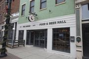 The Eagle Food and Beer Hall is open at 1338 and 1342 Vine Street in Over-the-Rhine. It's at the site of a former post office.