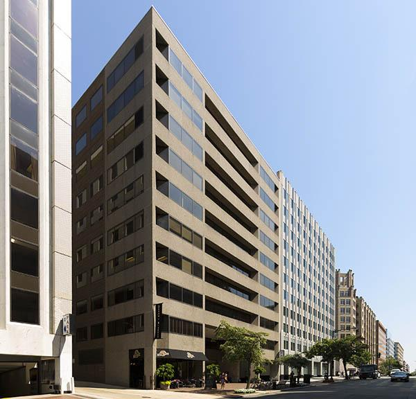Epic LLC, the U.S. affiliate of a London-based firm, has paid $52.7 million for 919 18th St. NW.