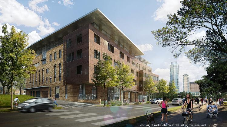 Wyatt Brand will lead the PR campaign for Austin's new downtown library.