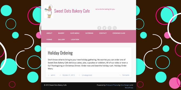 The city wants to put $25,000 toward a $50,000 project for improvements at Sweet Dots Bakery Cafe.