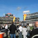 Alameda County may sell its stake in the Oakland Coliseum complex
