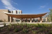 Page designed the Chickasaw Nation Medical Center in Ada, Okla.