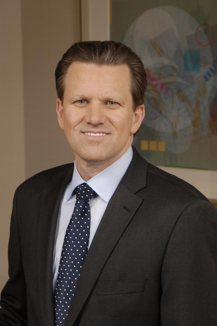 First Financial Bancorp CEO Claude Davis' company has entered its second new market in one month.