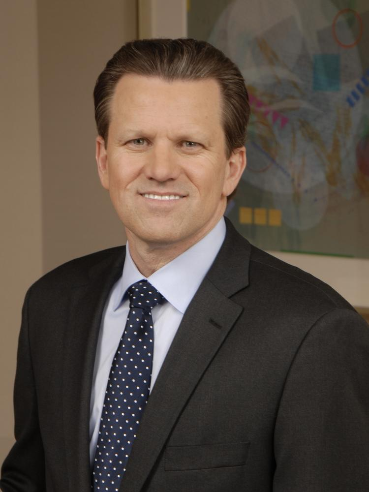 """First Financial CEO Claude Davis says Columbus is """"one of the best markets in the Midwest."""""""